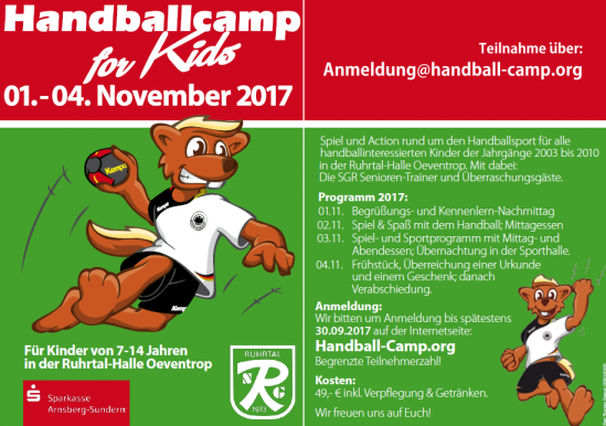 handball-camp 2017